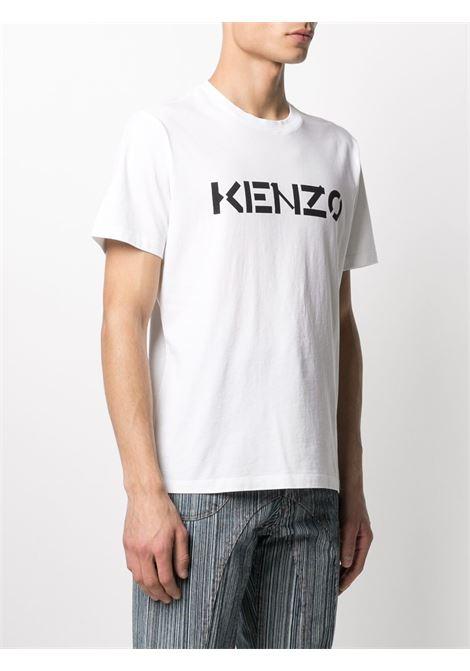 LOGO T-SHIRT KENZO   T-shirts   FA65TS0004SJ01B