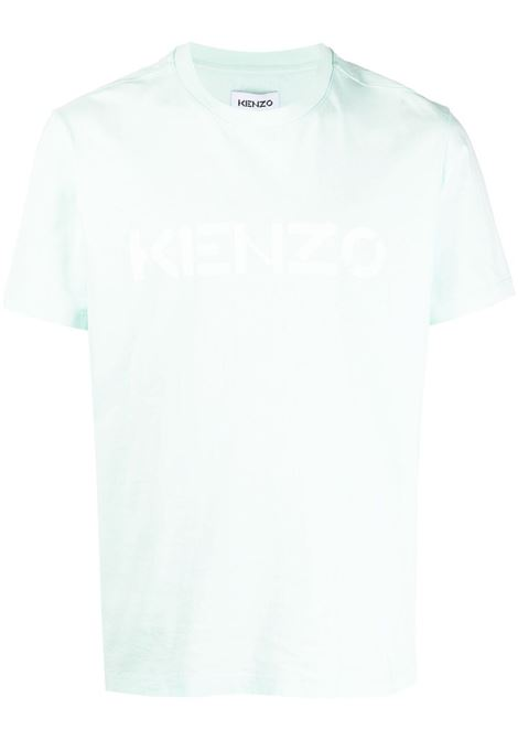 Kenzo t-shirt con stampa logo uomo KENZO | T-shirt | FA65TS0004SJ58
