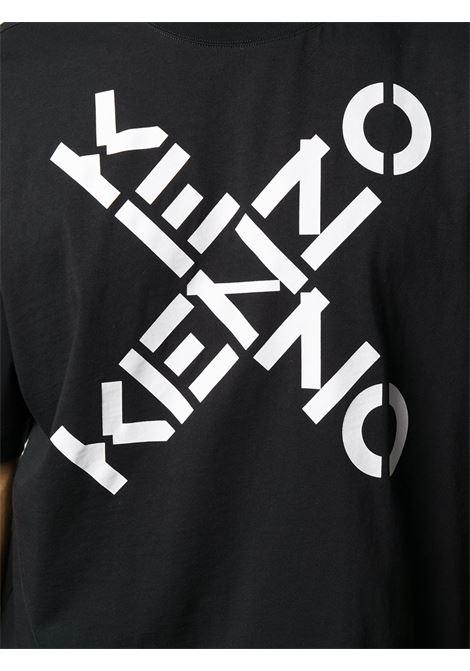 LOGO T-SHIRT KENZO | T-shirts | FA65TS5024SJ99