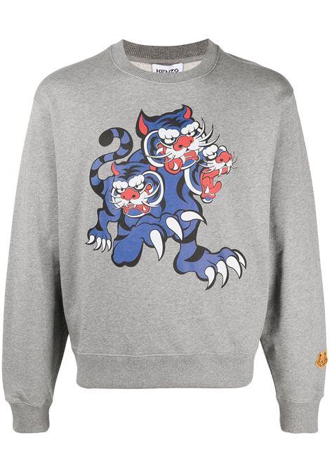 CARTOON PRINTED SWEATSHIRT KENZO | Sweatshirts | FB55SW0134ML95