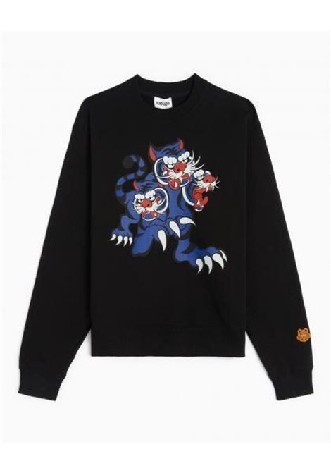 PRINTED SWEATSHIRT KENZO | Sweatshirts | FB55SW0134ML99