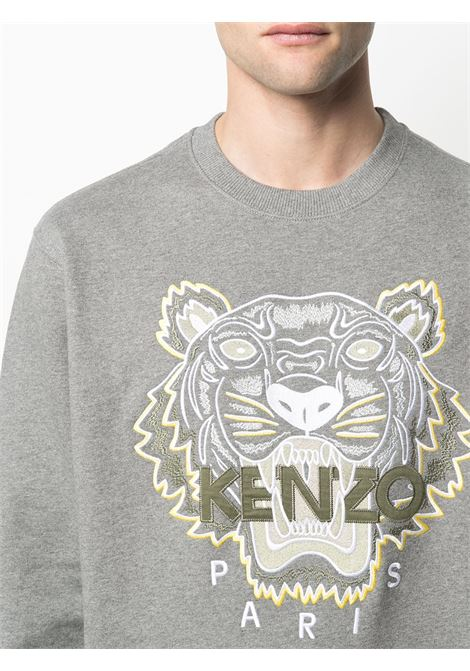 Kenzo felpa tiger uomo KENZO | Felpe | FB55SW1104XA95
