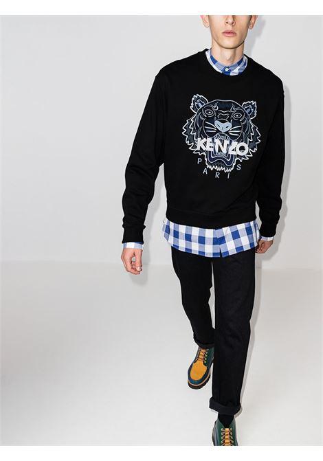 EMBROIDERED SWEATSHIRT KENZO | Sweatshirts | FB55SW1104XA99