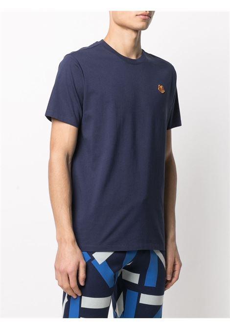 Kenzo t-shirt tiger crest uomo KENZO | T-shirt | FB55TS0034SA76