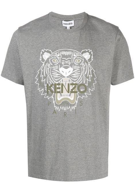 Kenzo t-shirt tiger uomo KENZO | T-shirt | FB55TS0204YA95