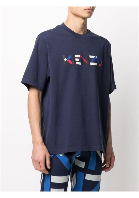LOGO T-SHIRT KENZO | T-shirts | FB55TS0554SB76