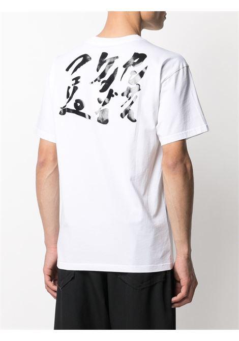 Kenzo t-shirt stampata uomo KENZO | T-shirt | FB55TS0714SJ01