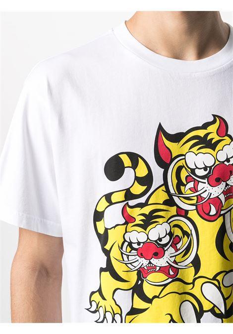 PRINTED T-SHIRT  KENZO | T-shirts | FB55TS0714SJ01