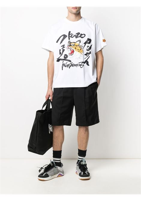 PRINT T-SHIRT KENZO | T-shirts | FB55TS0724SK01
