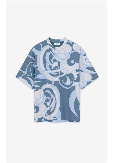 GRAPHIC PRINT T-SHIRT KENZO | T-shirts | FB55TS0734SK67
