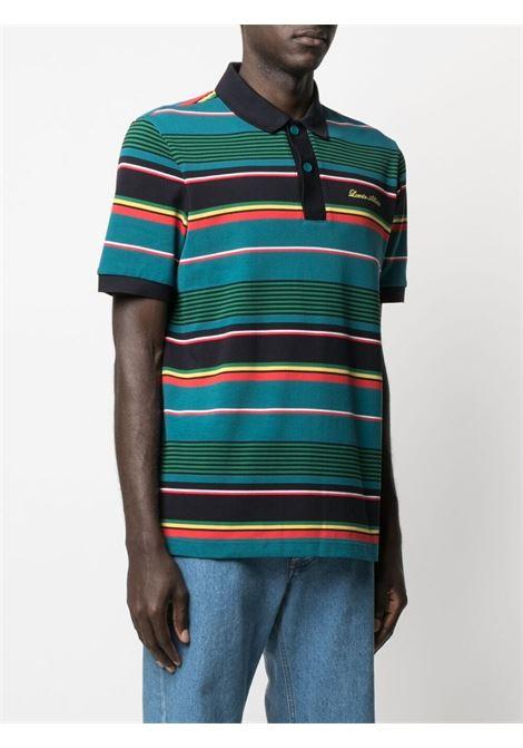Lacoste live polo ricamato uomo multicolore LACOSTE   Polo   PH0837X95