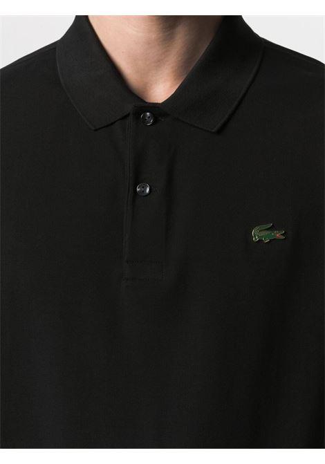 Lacoste Live logo polo man black LACOSTE   Polo   PH9161031