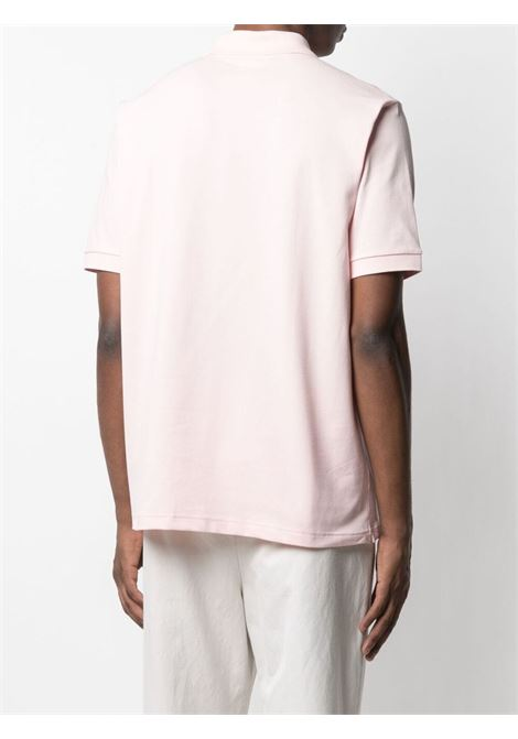 Lacoste Live logo polo man pink LACOSTE | Polo | PH9161ADY