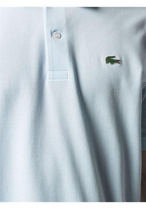 Lacoste Live logo polo man blue LACOSTE | Polo | PH9164T01
