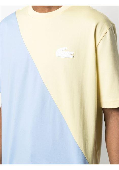 Lacoste Live logo t-shirt man multicolor LACOSTE | T-shirts | TH91833GW