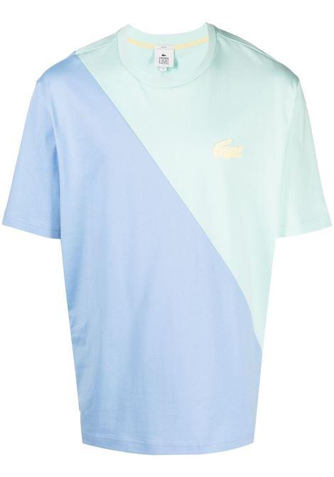 Lacoste Live t-shirt in cotone uomo bicolore LACOSTE LIVE | T-shirt | TH9183JM5