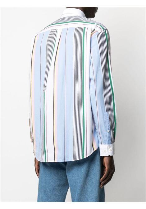 Lacoste camicia a righe uomo multicolore LACOSTE LIVE | Camicie | CH1928WG8