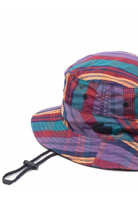 Bucket hat Multicolor Unisex Cotton LACOSTE | Hats | RK2241UTB