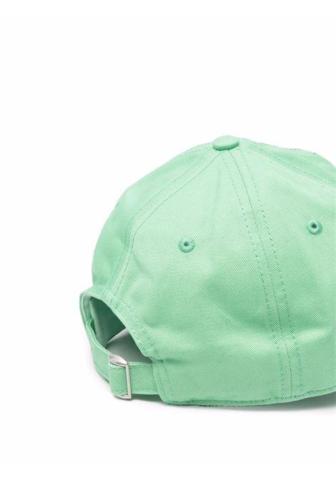 Cappellino con logo Verde Unisex in Cotone LACOSTE | Cappelli | RK9010TTF