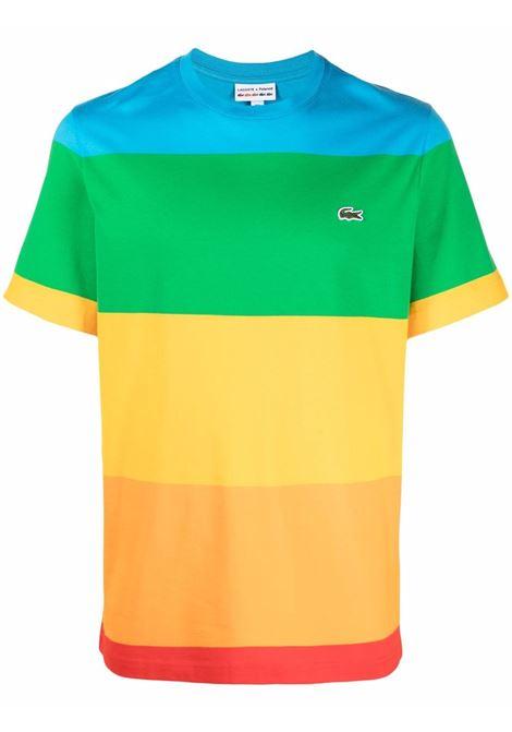 Lacoste t-shirt con logo uomo multicolore LACOSTE | T-shirt | TH2098LLX