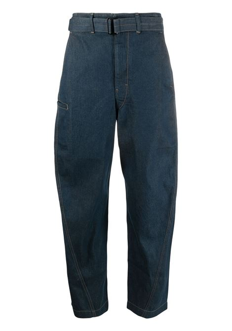 Lemaire jeans a gamba dritta uomo denim LEMAIRE | Jeans | M 211 PA137 LD061755