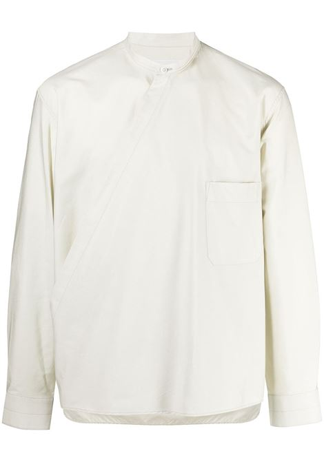 Lemaire camicia avvolgente uomo LEMAIRE | Camicie | X 211 SH164 LF353601