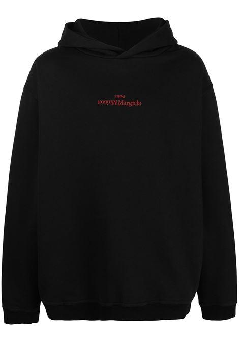 LOGO HOODIE MAISON MARGIELA | Sweatshirts | S50GU0167 S25503900