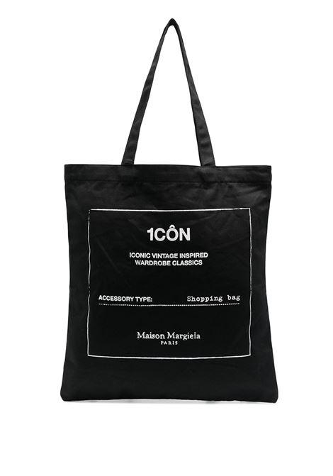 Maison Margiela shopper in cotone uomo MAISON MARGIELA   Borse   S55WC0127 PR238T8013