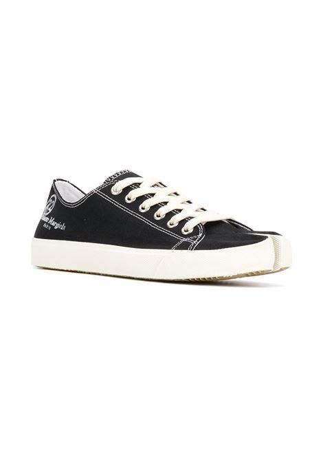Maison Margiela tabi sneakers uomo nero MAISON MARGIELA | Sneakers | S57WS0252 P1875T8013