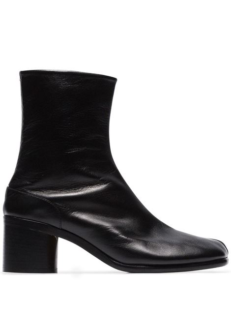 Maison Margiela tabi ankle boots man black MAISON MARGIELA | Boots | S57WU0132 PR516T8013
