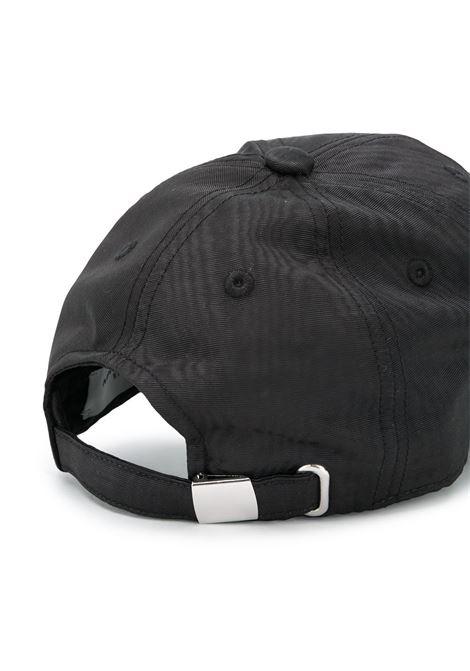 Marine Serre cappello con logo uomo MARINE SERRE   Cappelli   A008ICONX-WOTPL00100