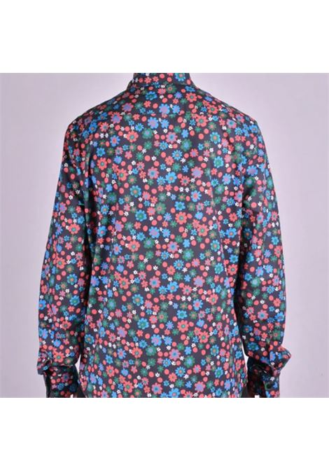 camicia a fiori uomo in cotone MARNI | Camicie | CUMU0024A0 S53670CON99