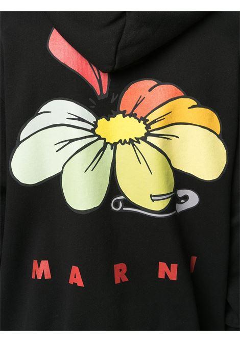 PRINT SWEATSHIRT MARNI | Sweatshirts | FUMU0076P0 S2549400N99