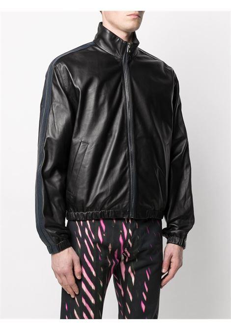 Marni giacca in pelle uomo MARNI | Giacche | JUMY0026Q0 SY153800N99