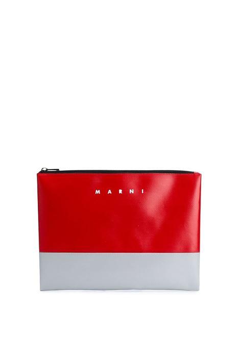 BI-COLOR CLUTCH MARNI | Bags | PHMI0001A2 P3572Z2M85