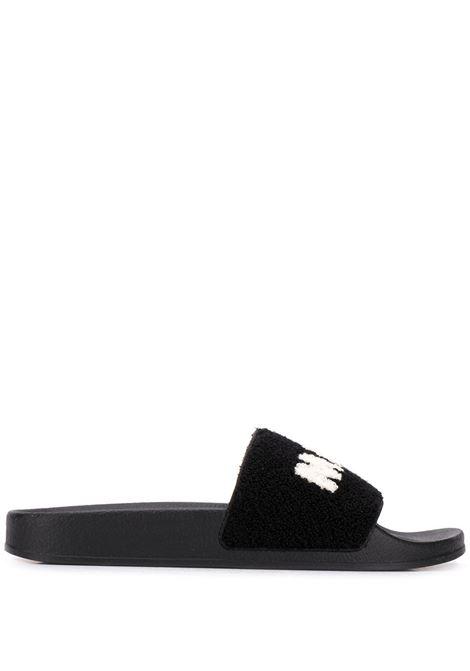 LOGO SLIPPERS MARNI | Sandals | SAMR001302 P3556ZL754