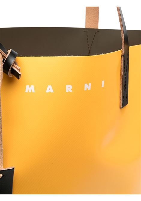 Marni shopper in pvc uomo MARNI | Borse | SHMQ0000A3 P3572Z2N85