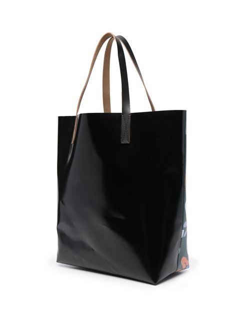 Marni borsa con stampa unisex multicolore MARNI | Borse | SHMQ0000A7 PS000Z2N00