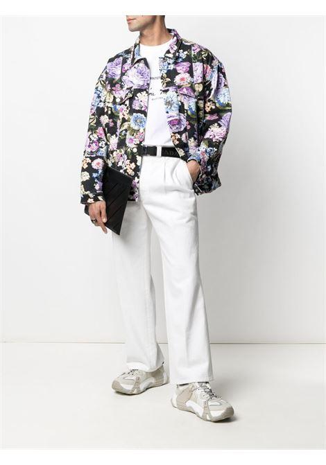 Martine Rose print t-shirt man white MARTINE ROSE   T-shirts   MR603JMR001