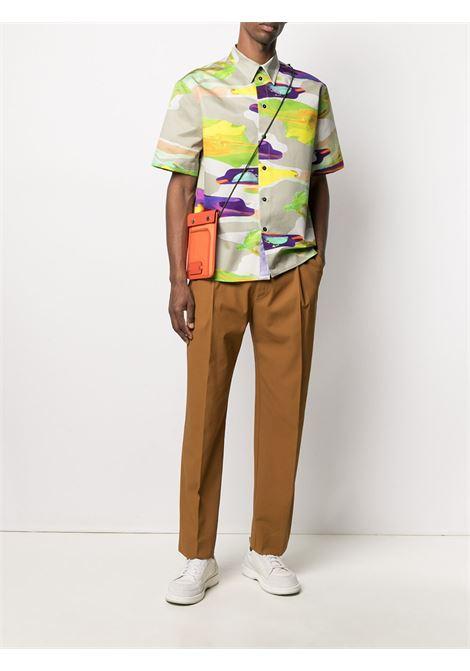 PRINT SHIRT MSGM | Shirts | 3040ME22X 21701023