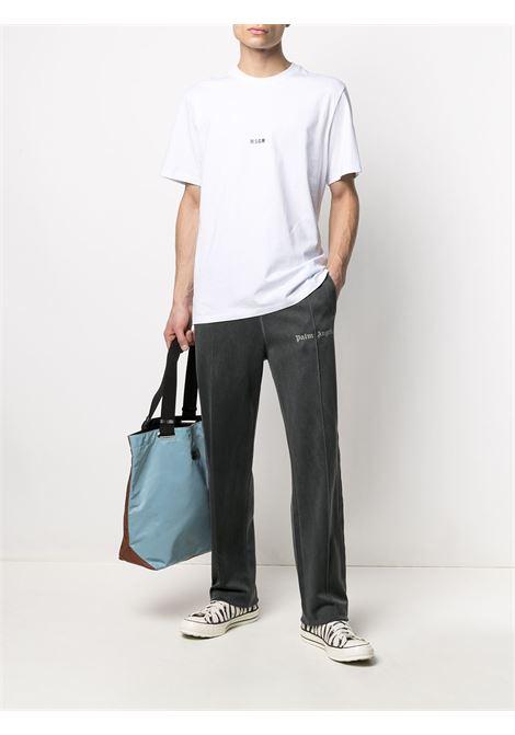 LOGO T-SHIRT MSGM | T-shirts | 3040MM162 21709801