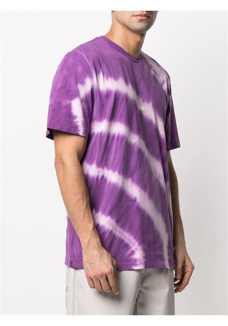 tie-dye print T-shirt MSGM | T-shirts | 3040MM183 21709472