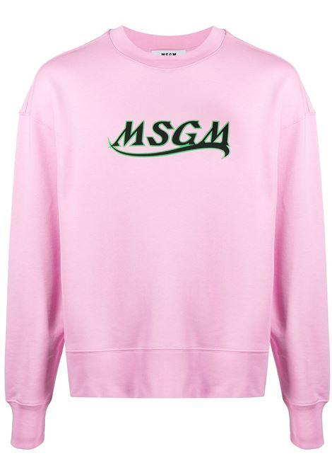 LOGO SWEATSHIRT MSGM | Sweatshirts | 3040MM185 21709912