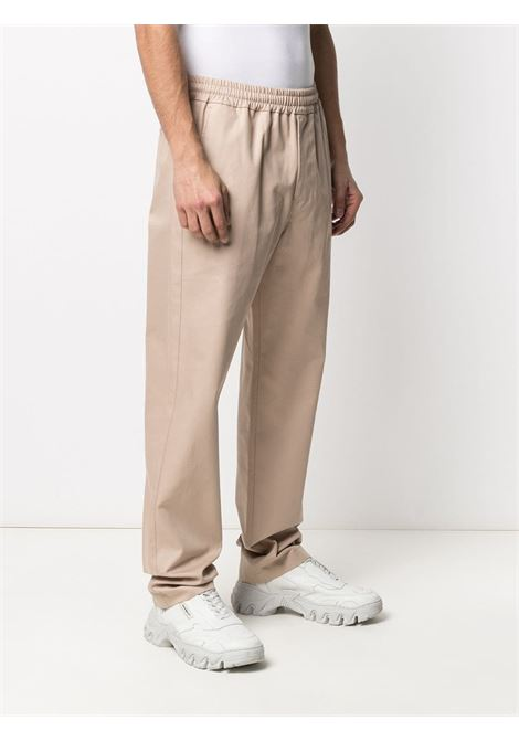 COTTON TRACK PANTS MSGM | Trousers | 3040MP01X 21710523