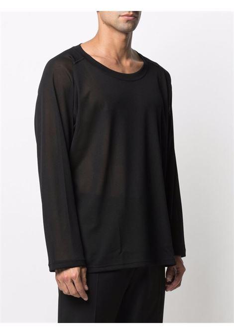 T-shirt l/s neck uomo NEEDLES | T-shirt | IN212BLACK