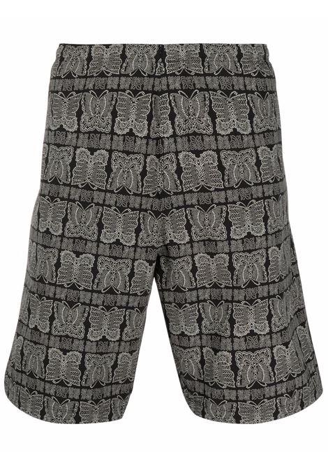 Needles sportswear shorts man NEEDLES | Shorts | IN233BLACK
