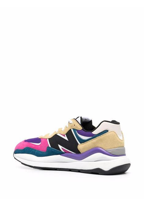 New Balance 7/40 panelled low top sneakers man multicolor NEW BALANCE | Sneakers | M5740GB