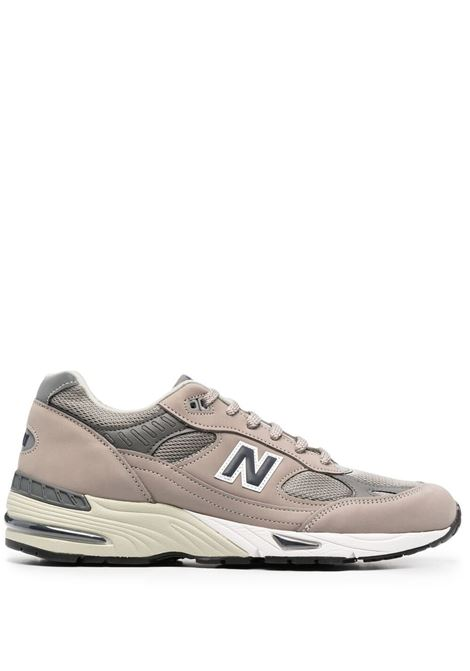 New Balance sneakers 991 uomo NEW BALANCE | Sneakers | M991ANID12GREY/NAVY