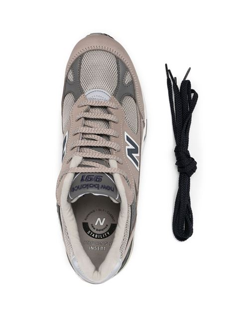 New Balance sneakers 991 uomo NEW BALANCE | Sneakers | M991ANID12GREY/NAVY