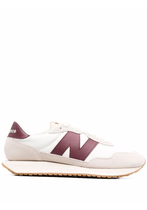 MS237 Sneakers Bordeaux Man Leather NEW BALANCE | Sneakers | MS237SB